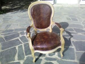 fauteuil python